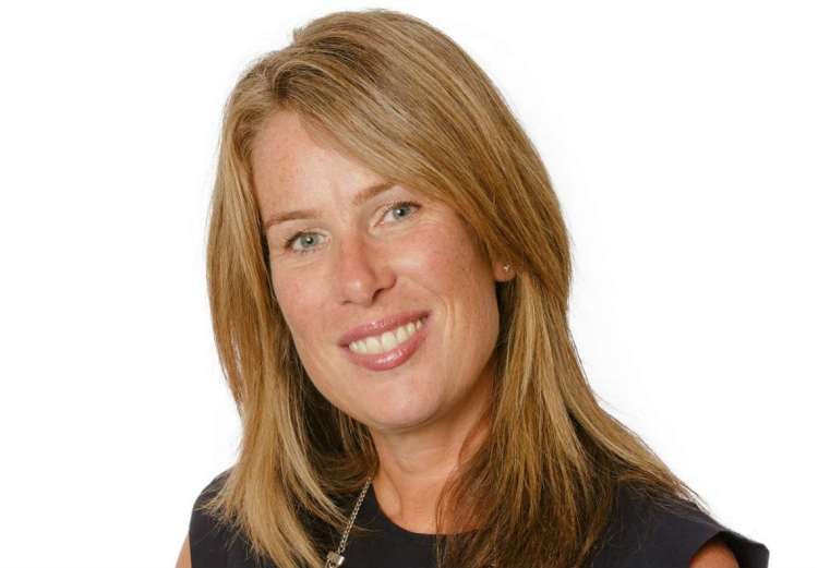 Rebecca Newenham, founder and CEO of Get Ahead